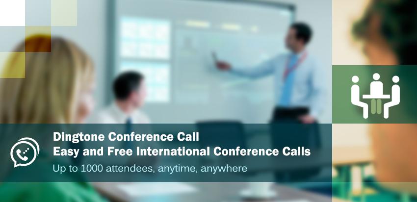 Conference Call - Dingtone
