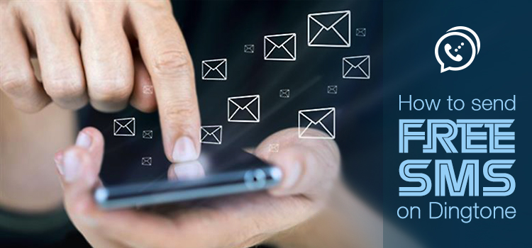 International SMS - Dingtone