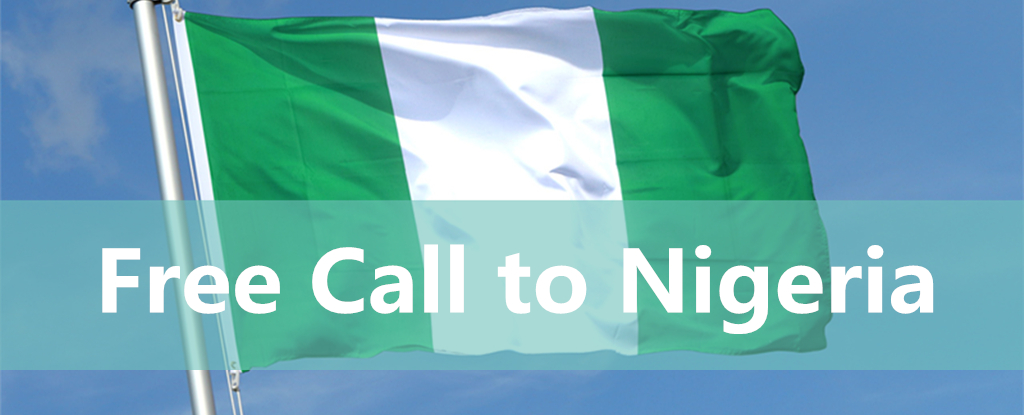 Free Calls to Nigeria - Dingtone